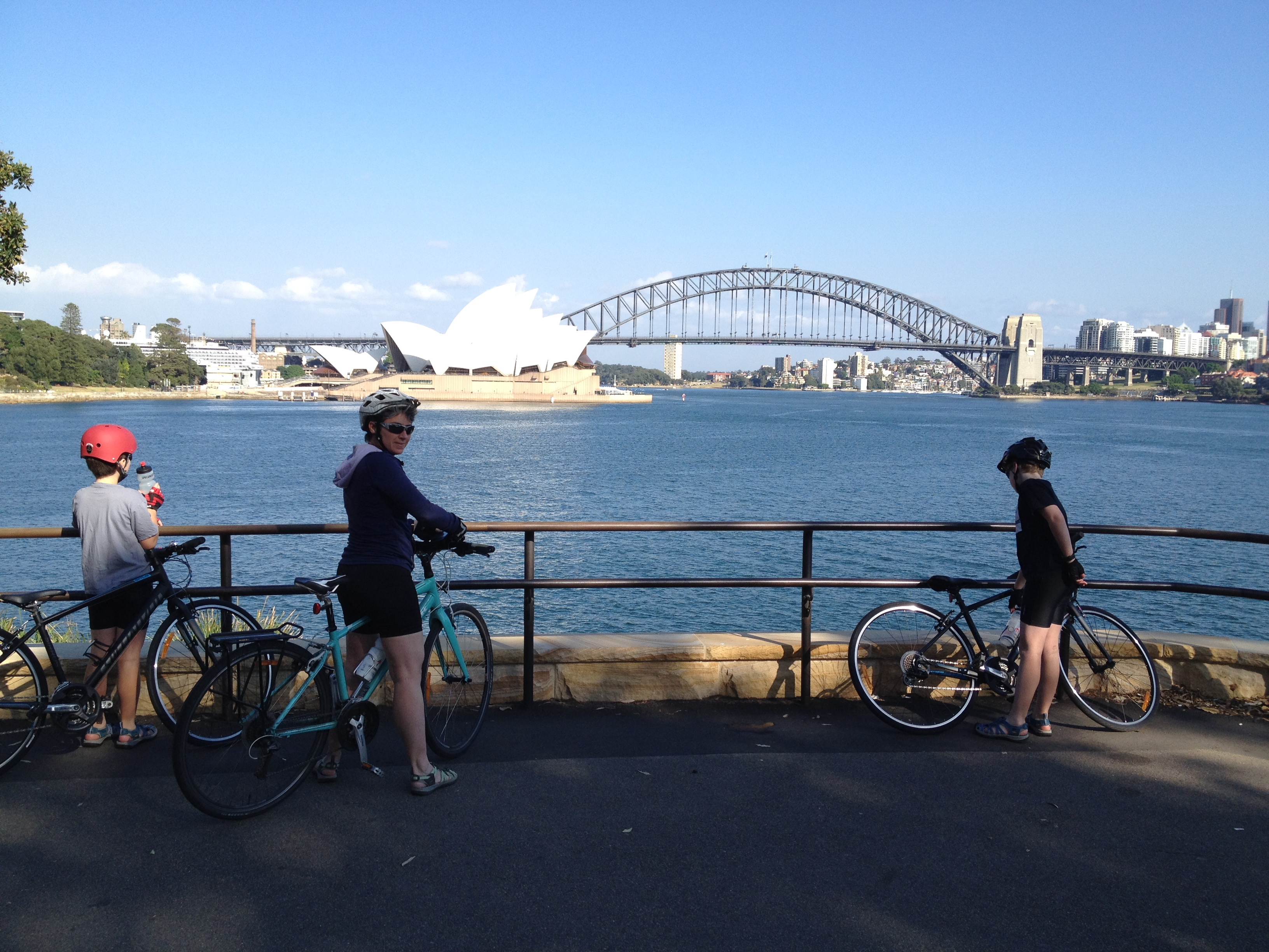Cycling in Sydney - how risky is it really?