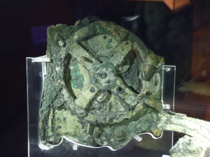 The Antikythera mechanism - insurance technology of the ancients